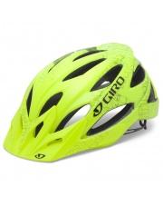 Kask - GIRO XAR - żółto zielony - sportowy mtb