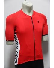Koszulka kolarska - SPECIALIZED FISICO - czerwona