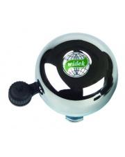 Dzwonek WIDEK Globe srebrny 55 mm