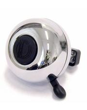 Dzwonek REICH DING DONG srebrny 60 mm