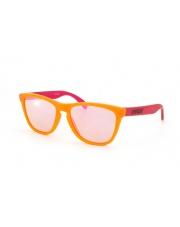Okulary casual / lifestyle - OAKLEY FROGSKINS Pink Iridium 24-284