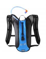 Plecak GIANT CASCADE 1 + HYDRATION BACKPACK 2+2L niebiesko - czarny