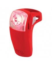 Lampa tył - KNOG BOOMER USB czerwona