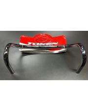 Kierownica szosowa TOKEN 31,6 x 420 mm aluminium chromowane baranek do ostrego koła