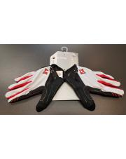 Rękawiczki SPECIALIZED BG Ridge white/red- damskie długie