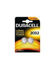Baterie Duracell BR2032 3V Lithium blister 2 szt.