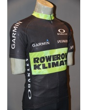 Koszulka kolarska ROWEROWE KLIMATY by Quest