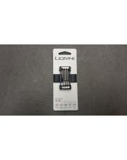Zestaw kluczy LEZYNE V-7 czarne klucze imbusowe