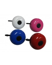 Dzwonek REICH DING DONG 80 mm różowy