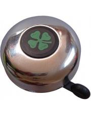 Dzwonek REICH koniczynka 55 mm srebrny