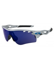 Okulary OAKLEY RADARLOCK PATH oo9181-03 Silver / Ice Iridium Vented / Clear Vented